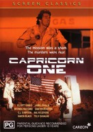 Capricorn One - Australian DVD cover (xs thumbnail)