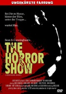 The Horror Show - German DVD cover (xs thumbnail)