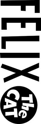 Felix the Cat: The Movie - Logo (xs thumbnail)