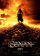 Conan the Barbarian - German Movie Poster (xs thumbnail)