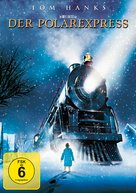 The Polar Express - German DVD movie cover (xs thumbnail)
