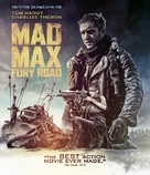 Mad Max: Fury Road - Blu-Ray movie cover (xs thumbnail)
