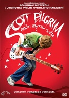 Scott Pilgrim vs. the World - Czech DVD cover (xs thumbnail)