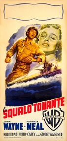 Operation Pacific - Italian Movie Poster (xs thumbnail)