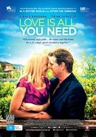 Den skaldede frisør - Australian Movie Poster (xs thumbnail)