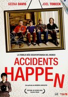 Accidents Happen - Argentinian DVD movie cover (xs thumbnail)