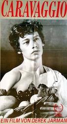 Caravaggio - German Movie Poster (xs thumbnail)