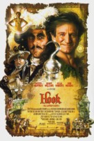 Hook - Spanish Movie Poster (xs thumbnail)