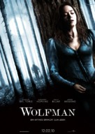 The Wolfman - Austrian Movie Poster (xs thumbnail)