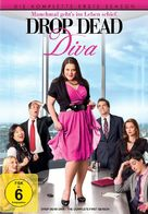 """Drop Dead Diva"" - German DVD movie cover (xs thumbnail)"