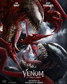 Venom: Let There Be Carnage - British Movie Poster (xs thumbnail)