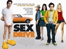 Sex Drive - British Movie Poster (xs thumbnail)