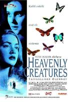 Heavenly Creatures - Finnish Movie Poster (xs thumbnail)