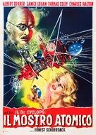 Dr. Cyclops - Italian Re-release poster (xs thumbnail)