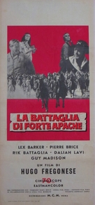 Old Shatterhand - Italian Movie Poster (xs thumbnail)