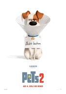 The Secret Life of Pets 2 - German Movie Poster (xs thumbnail)