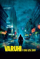 Watchmen - Slovenian Movie Poster (xs thumbnail)