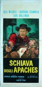 Trooper Hook - Italian Movie Poster (xs thumbnail)