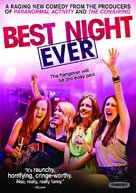 Best Night Ever - DVD cover (xs thumbnail)