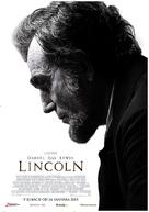 Lincoln - Slovak Movie Poster (xs thumbnail)