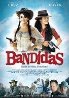Bandidas - German Movie Poster (xs thumbnail)