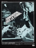 Frankenstein Created Woman - French Re-release movie poster (xs thumbnail)