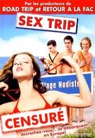 EuroTrip - French DVD movie cover (xs thumbnail)