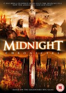 Midnight Chronicles - British Movie Cover (xs thumbnail)