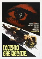 Peeping Tom - Italian Theatrical movie poster (xs thumbnail)