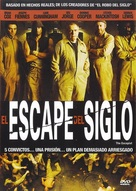 The Escapist - Mexican DVD cover (xs thumbnail)