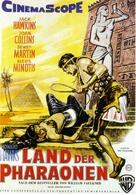 Land of the Pharaohs - German Movie Poster (xs thumbnail)
