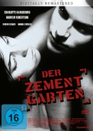The Cement Garden - German Movie Cover (xs thumbnail)