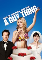 A Guy Thing - DVD movie cover (xs thumbnail)