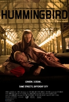 Hummingbird - British Movie Poster (xs thumbnail)