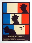 The Day of the Jackal - Polish Movie Poster (xs thumbnail)