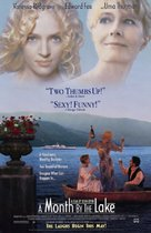 A Month by the Lake - Movie Poster (xs thumbnail)