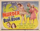 Murder in the Blue Room - Movie Poster (xs thumbnail)