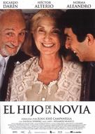 Hijo de la novia, El - Spanish Movie Poster (xs thumbnail)