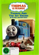 """Thomas the Tank Engine & Friends"" - New Zealand DVD movie cover (xs thumbnail)"