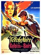 Capitan Fuoco - French Movie Poster (xs thumbnail)