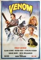 Venom - Turkish Movie Poster (xs thumbnail)