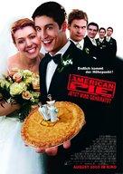 American Wedding - German Movie Poster (xs thumbnail)