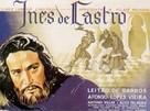 Inês de Castro - Portuguese Movie Poster (xs thumbnail)