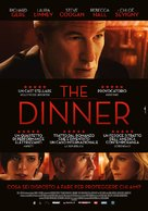 The Dinner - Italian Movie Poster (xs thumbnail)