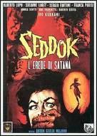 Seddok, l'erede di Satana - Italian Movie Poster (xs thumbnail)