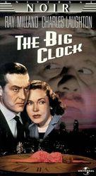 The Big Clock - VHS cover (xs thumbnail)
