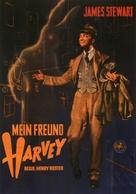 Harvey - German Movie Poster (xs thumbnail)