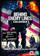 Behind Enemy Lines: Colombia - British Movie Cover (xs thumbnail)