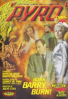 Fuego - DVD movie cover (xs thumbnail)