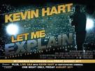 Kevin Hart: Let Me Explain - British Movie Poster (xs thumbnail)